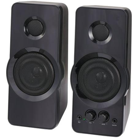 Blackweb Multimedia Computer Speaker