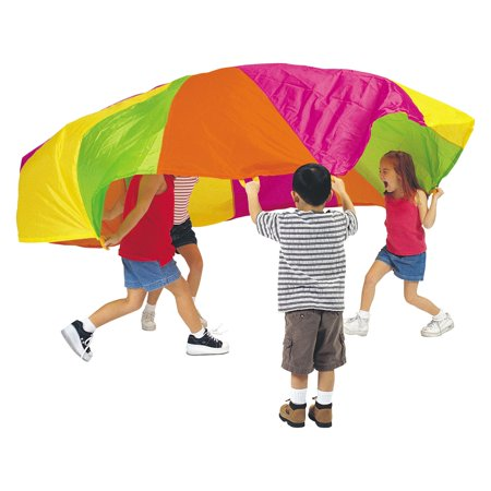 Pacific Play Tents Playchute Parachute, 10' diameter 20' Diameter Play Parachute