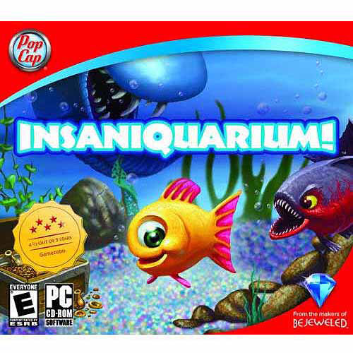 Insaniquarium (PC) (Digital Code)