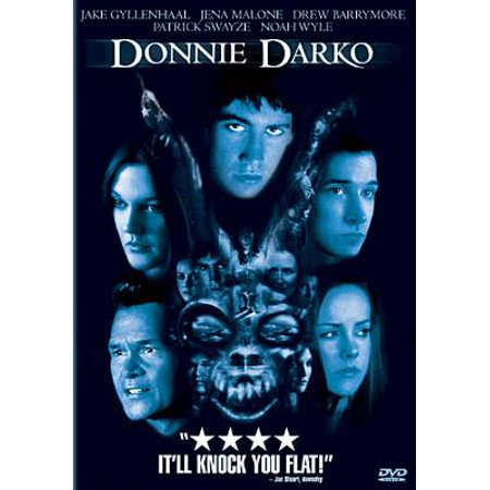Donnie Darko (Widescreen - Frank Costume From Donnie Darko