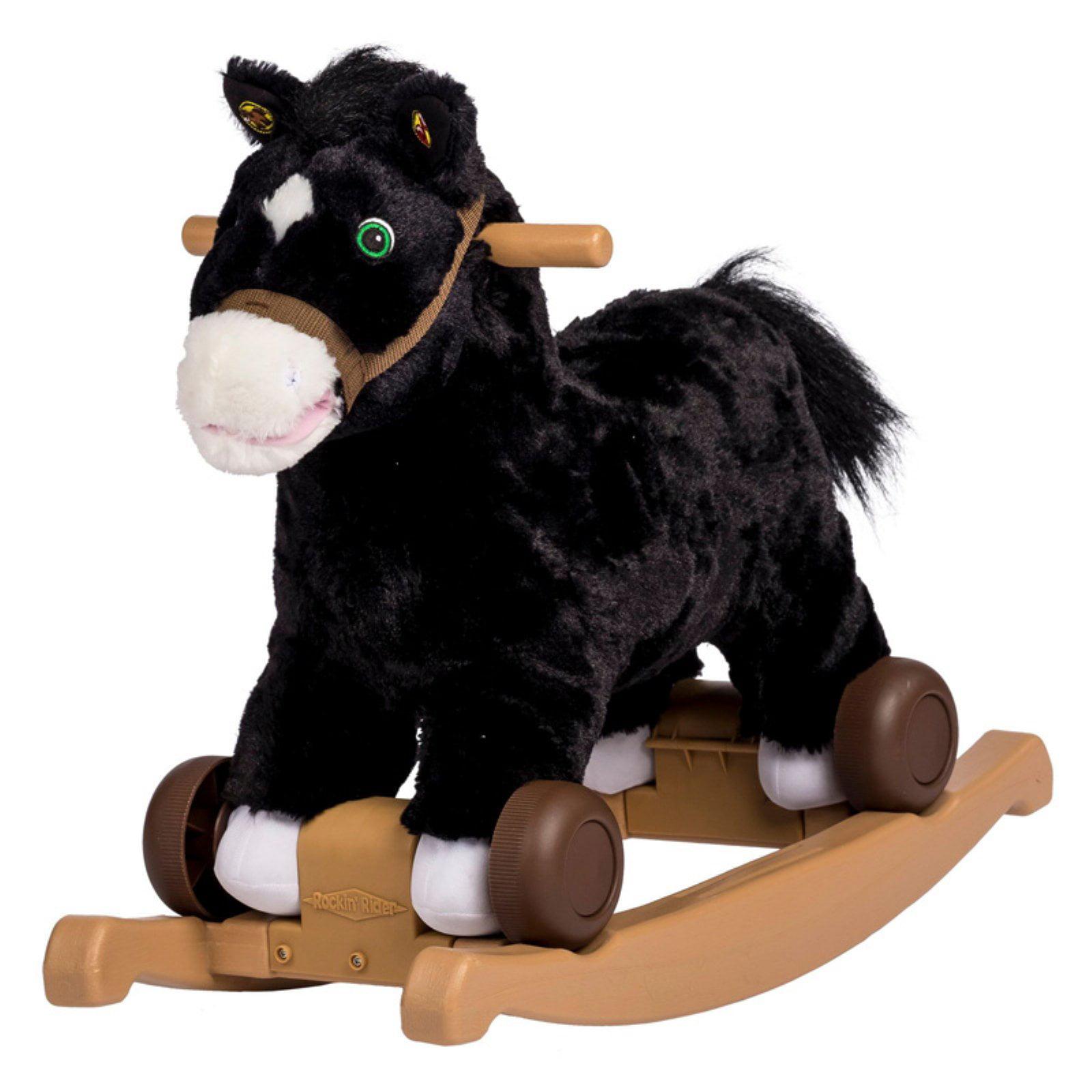 Rockin' Rider Cocoa 2-in-1 Pony