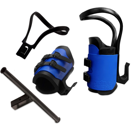 Teeter EZ-Up Gravity Boots with Bonus Adapter Kit by Teeter