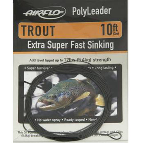 Image of Airflo Fishing Trout Polyleader 10'