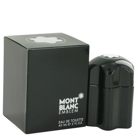 Mont Blanc Montblanc Emblem Eau De Toilette Spray for Men 2 oz](mont blanc eau de toilette review)