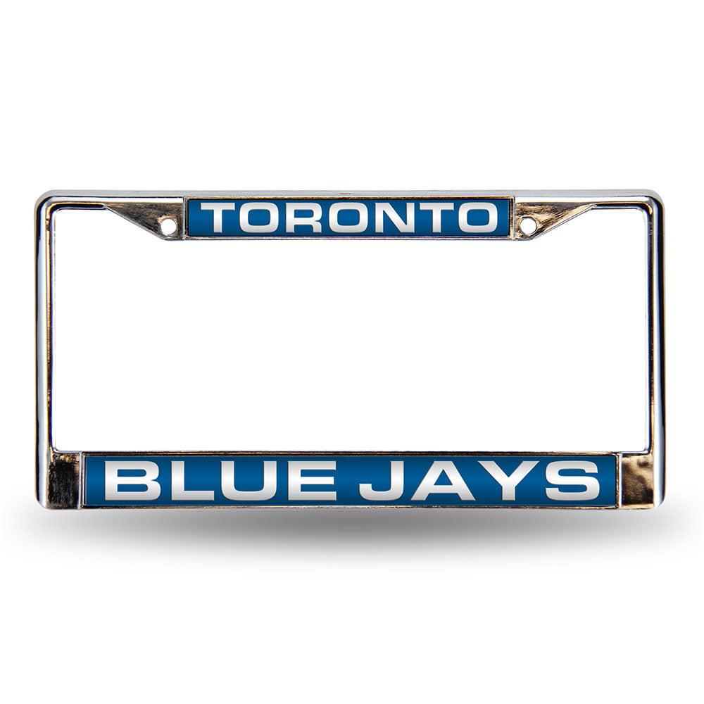 Toronto Blue Jays MLB Laser Chrome Frame