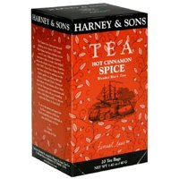Harney & Sons Fine Teas Hot Cinnamon Spice - 20 Tea bags