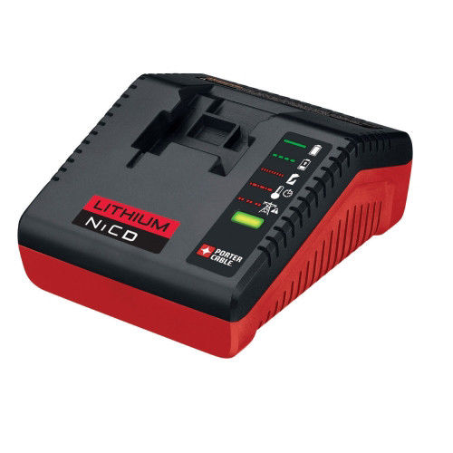 Porter-Cable PCXMVC Tradesman 18V Multi-Chemistry Charger