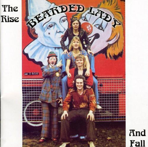Bearded Lady - Rise & Fall [CD]