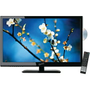 "Supersonic 24"" Class Full HD (1080P) Portable LED TV/DVD Combo (SC-2412) and Stanley TMR-DS1113T Tilt Flat Panel Mount"