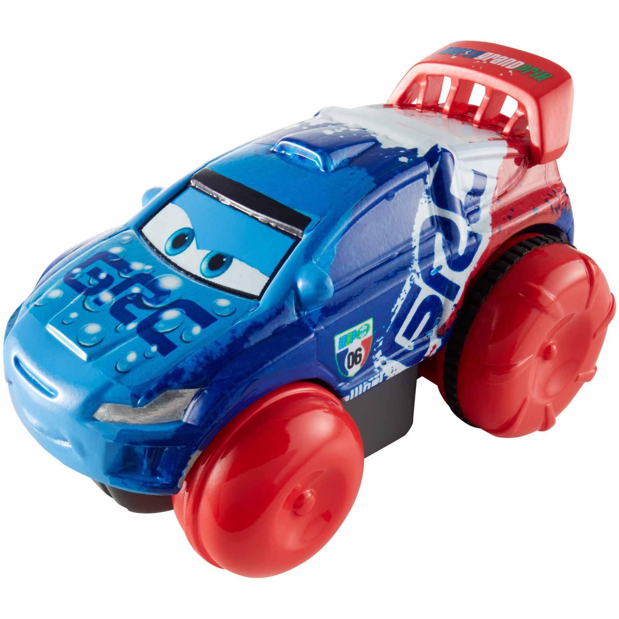 Mattel Disney/Pixar Cars Hydro Wheels Rapul Carolue