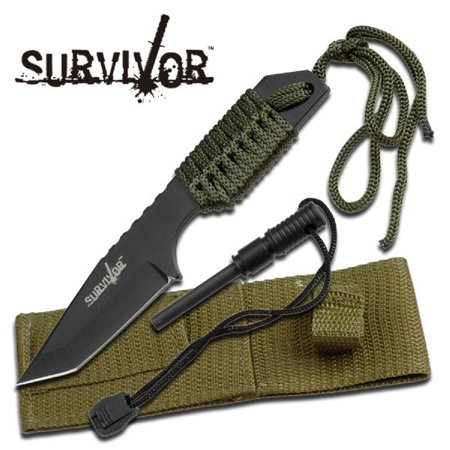 Small Survival Knife