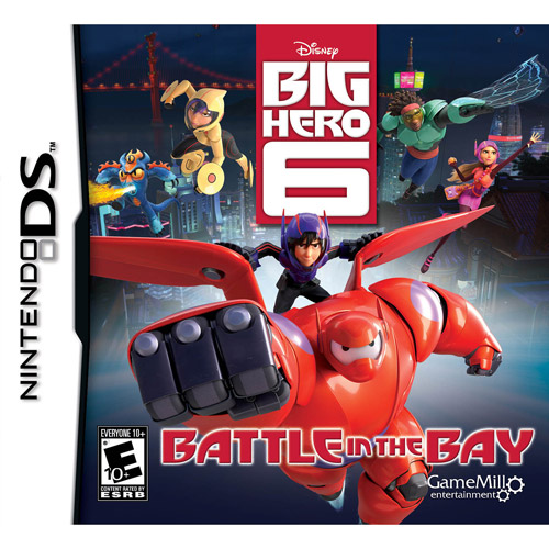 Big Hero 6 (DS)