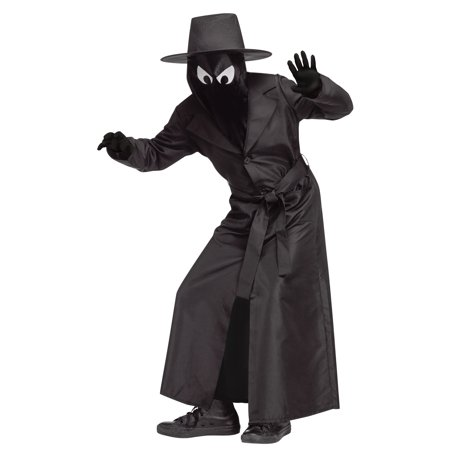 Spy Guy Child Halloween - Halloween Ideas For Guys