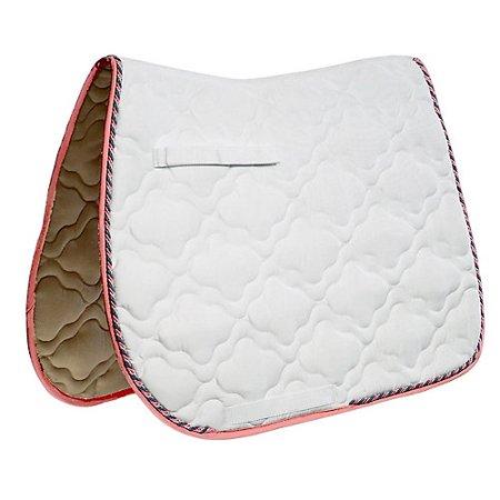 Roma Ecole Horse (Roma Ecole Cloud Quilt Pad White/Multi )