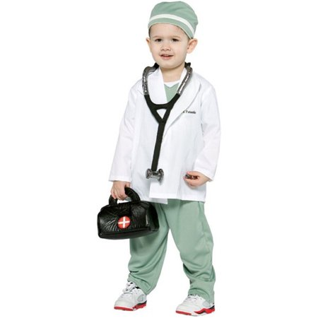 Toddler Doctor Costumes (Toddler Future Doctor Costume)