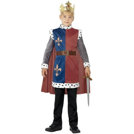 Medieval King Arthur Child Costume](Child King Costume)