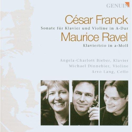 Sonata For Piano & Violin / Piano Trio In A Minor