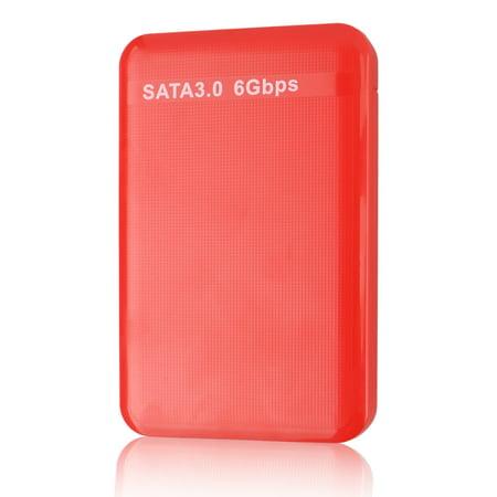 USB 3.0 Hard Drive External Enclosure 2.5