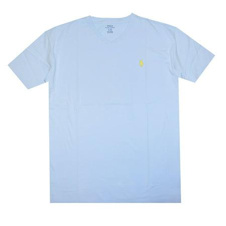 Polo Ralph Lauren Men's Classic Fit V-Neck T-Shirt (Small) W1
