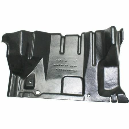 NEW ENGINE SPLASH SHIELD RIGHT FITS 2008-2015 MITSUBISHI LANCER 5370A652 Mitsubishi Lancer Splash Shield