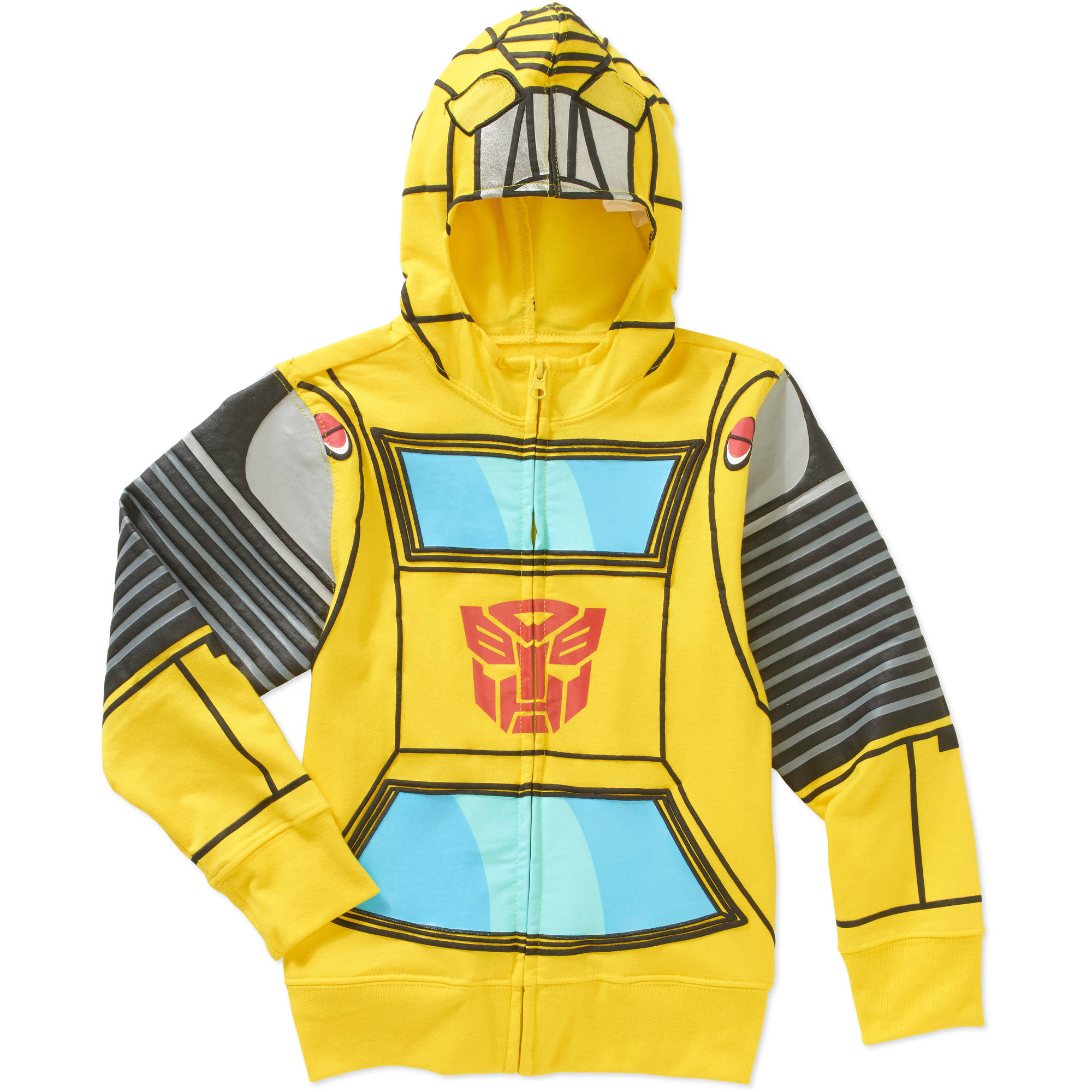 Transformers Bumble Bee Boys Costume Hoodie