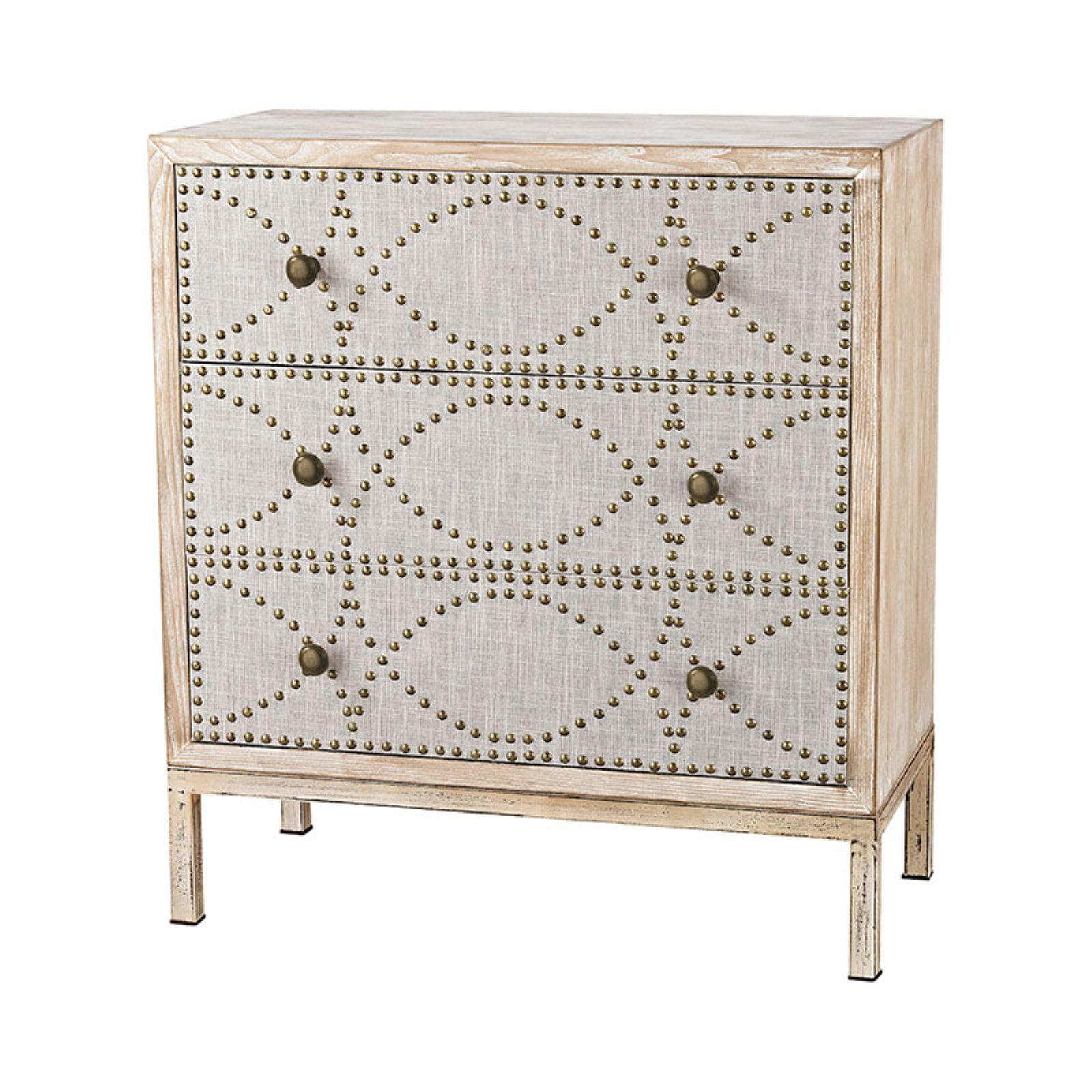 ELK Lighting Albiera 3 Drawer Cabinet by Sterling