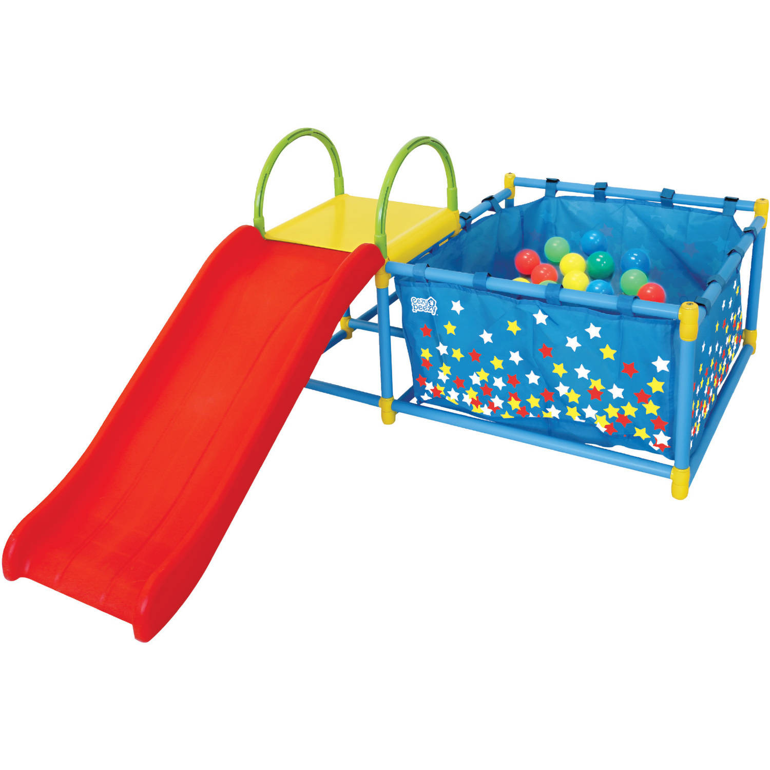 National Sporting Goods Eezy Peezy Fold-It Ball Pit with ...