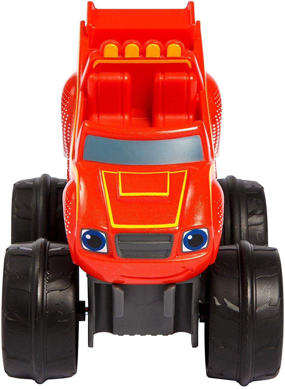 Fisher Price Nickelodeon Blaze And The Monster Machines Slam & Go Speed Light Blaze by FISHER PRICE