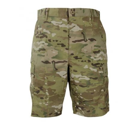 Propper BDU Poly Cotton Battle Rip Shorts w/ Zipper Fly, 2XL, Multicam F52613837
