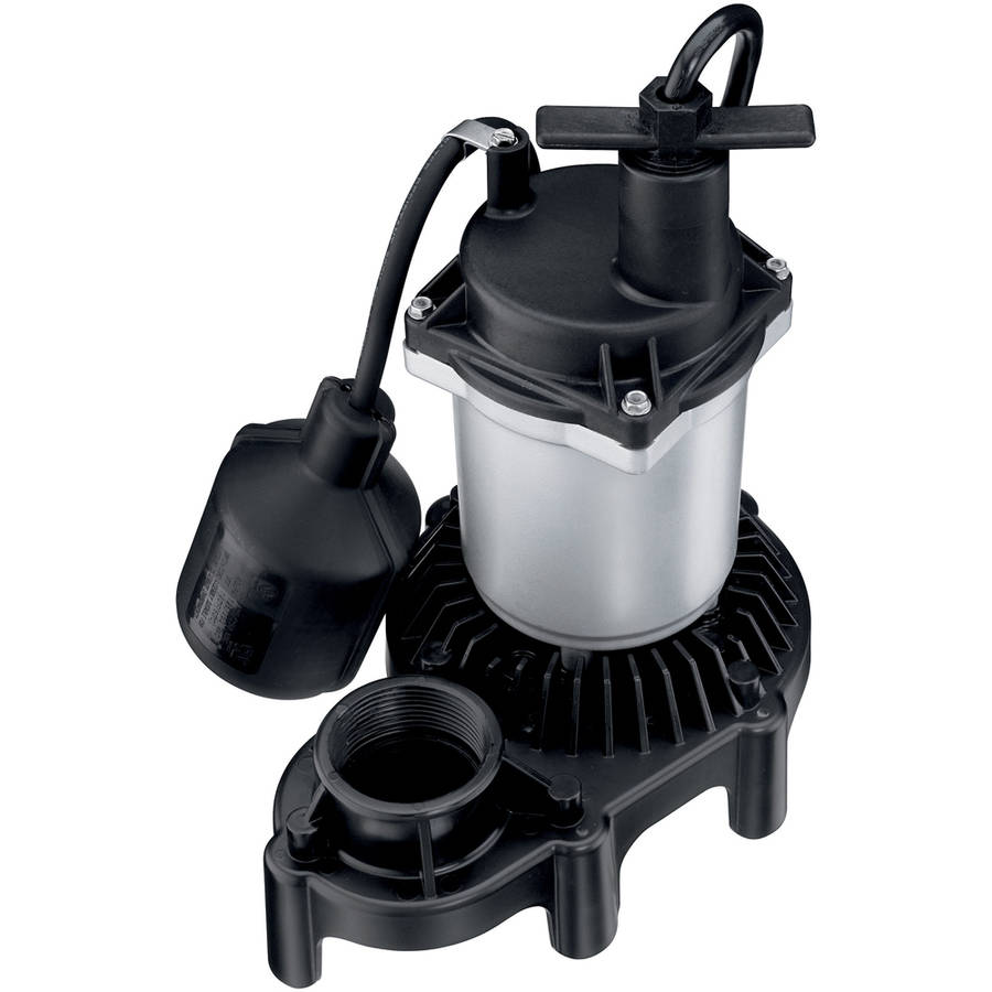 Flotec FPZS33T 1/3 HP Flotec Sump Pump High-Output Performance