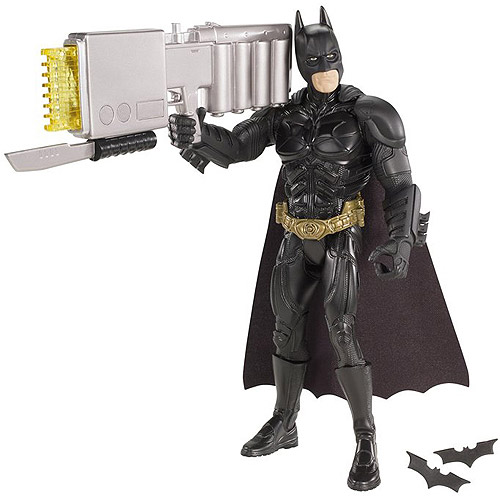 The Dark Knight Rises Batman Action Figure [Ultrahero]