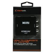 Blackweb HDMI To Composite AV Adapter