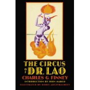 The Circus of Dr. Lao (Bison Frontiers of Imagination)