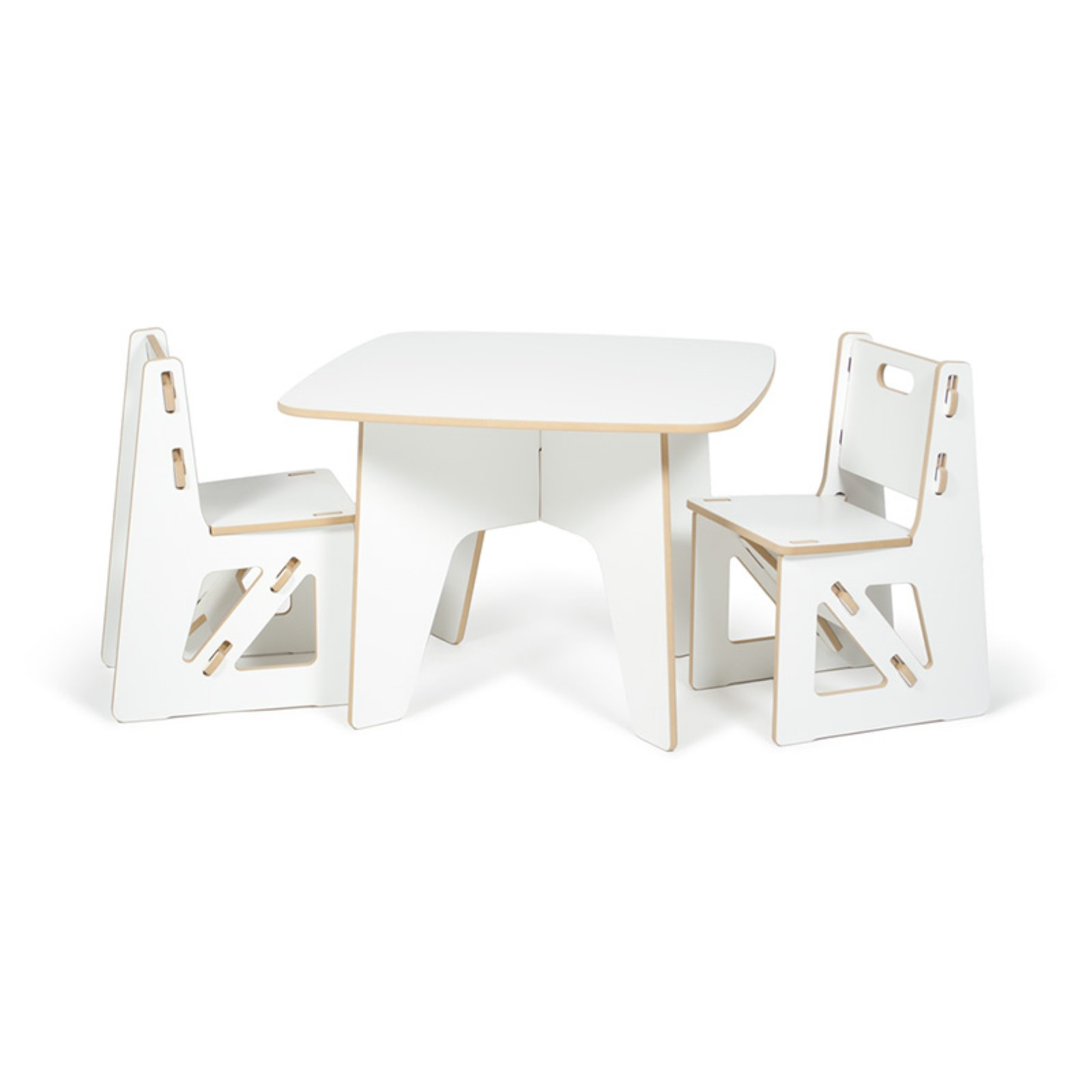 Bon Sprout Kids Table And 2 Chairs Set   Walmart.com