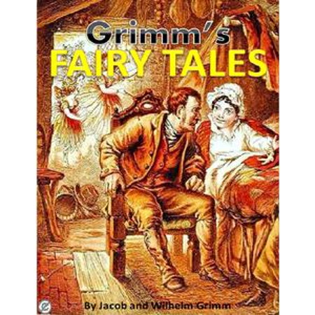 Fairy Tale Books For Boys (Grimm's Fairy Tales - eBook)