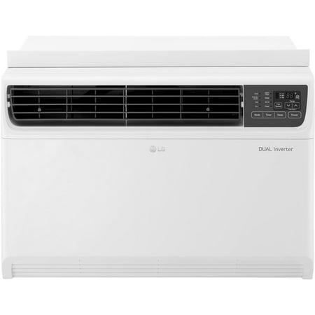 LG 14,000 BTU Dual Inverter Window Air Conditioner with Remote