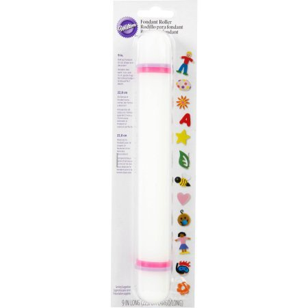 (Wilton Rolling Pin, 9 in.)