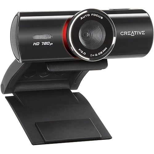 Creative Labs 73VF075000000 Live! Cam Connect HD