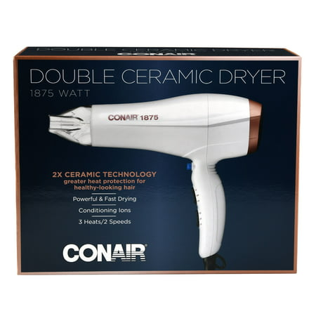 Conair Double Ceramic Hair Dryer - 1875W