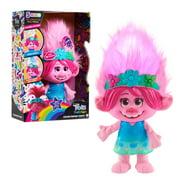 DreamWorks TrollsTopia Color Poppin' Poppy Interactive Plush, Ages 3 +