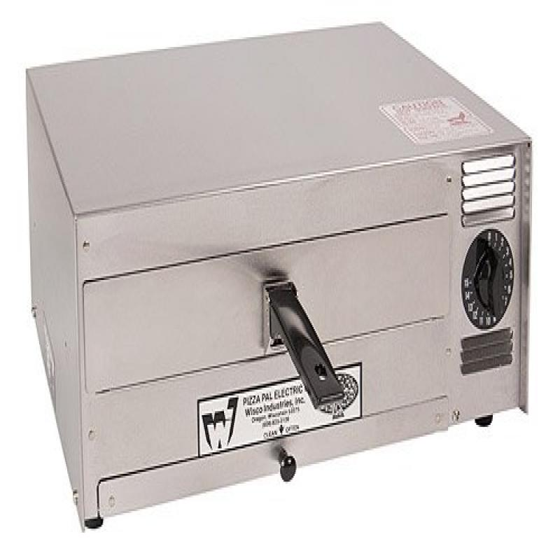Wisco 412-3 Wired Counter Top Pizza Oven