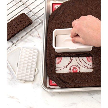 Tovolo Rectangular Ice Cream Sandwich Cutter - image 2 of 3