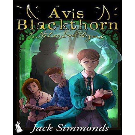 Avis Blackthorn  Is Not An Evil Wizard    The Wizard Magic School Series  Book 1