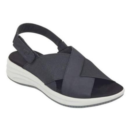 Easy Spirit Womens Daimiel Flat Sandals (8.5,