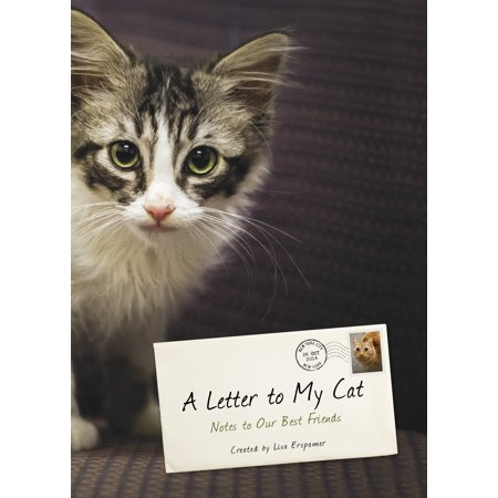 A Letter to My Cat : Notes to Our Best Friends (A Letter To A Best Friend On Friendship)