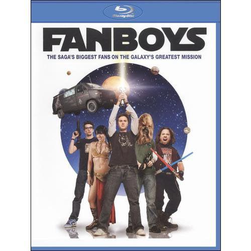 Fan Boys (Blu-ray)      (Widescreen)