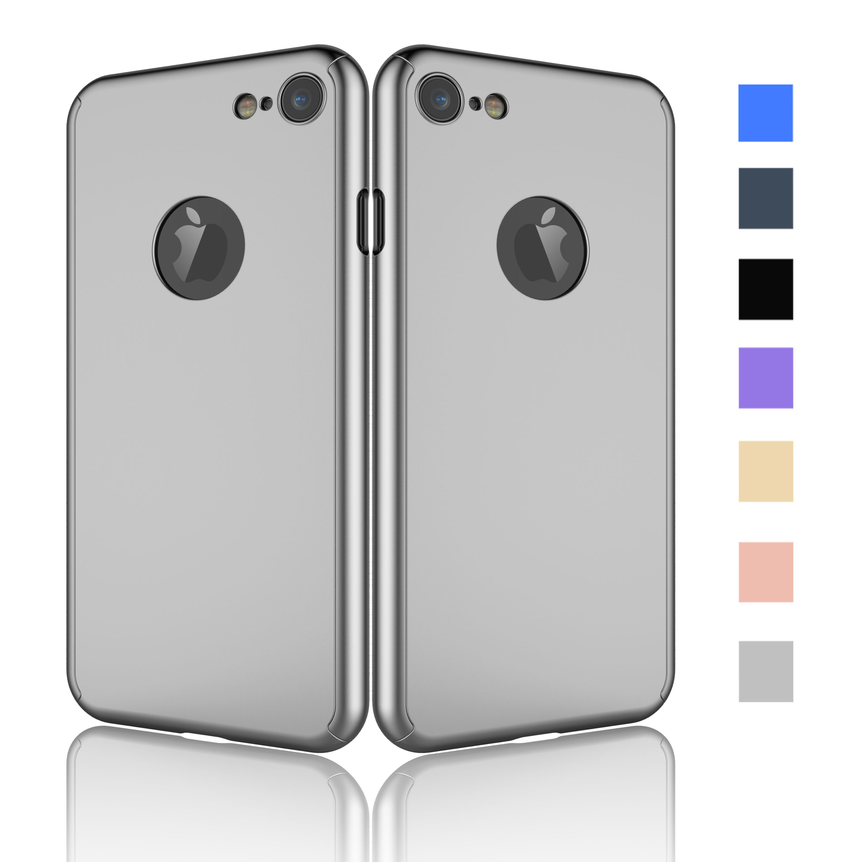 iphone 8 case 360 shockproof