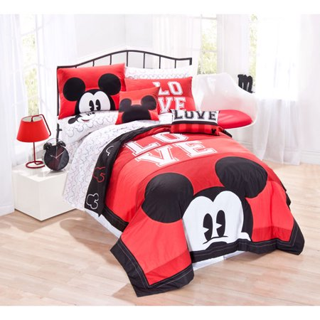 Classic Mickey Mouse Bedding Sets