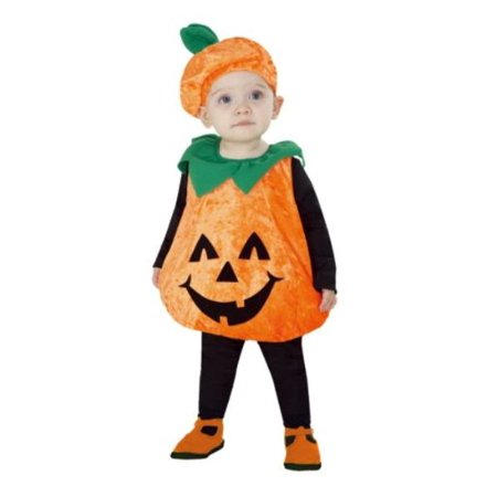 Totally Ghoul Pumpkin Vest Baby / Toddler Halloween Costume (1-2 Years) (Baby Halloween Costumes Pumpkin)