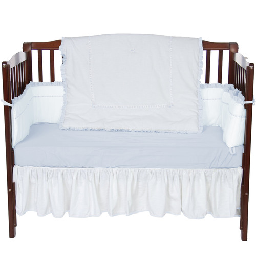 Harriet Bee Crestline 4 Piece Crib Bedding Set
